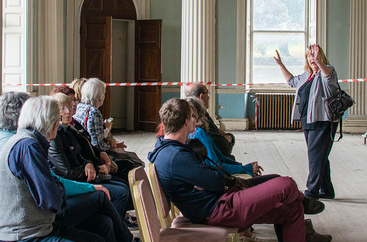 Historic Buxton, Tales from the tram and Peak District Storytelling
