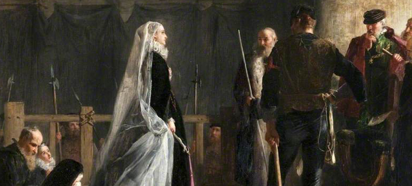 Guest Blog: Remembering Mary Queen of Scots